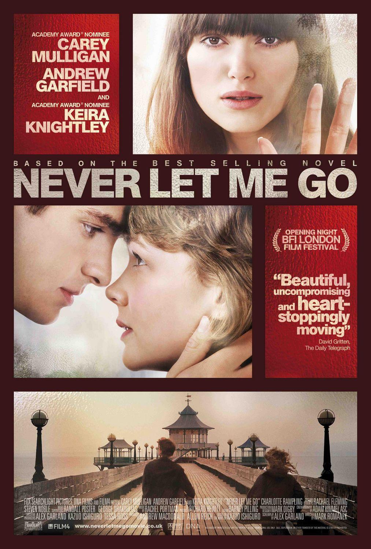 Bildresultat för never let go ishiguro