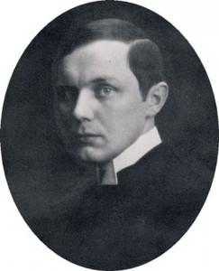 Gunnar Asplund i ungdomen