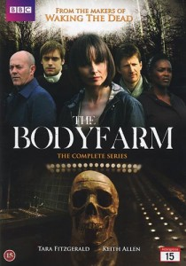The Bodyfarm dvd box