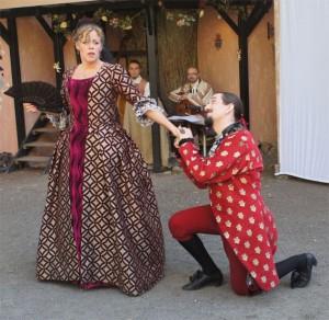 Greven och grevinnan Almaviva