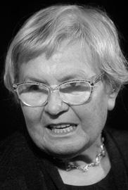 Květa Legátová (1919-2012). Foto: Michal Kamaryt, ČTK