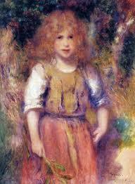 Zigenarflicka av Renoir.