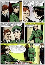 Serien tecknad av Mieczysław Wiśniewski