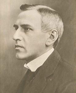 Wilhelm Stenhammar 1916.