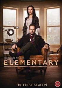 elementary DVD