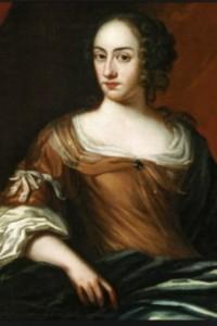 Agneta Horn målad av David Klöcker Ehrenstrahl.