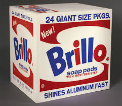 Brillobox, Andy Warhol