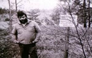 Sherman Adams på den öppna anstalten Bogesund.