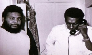 Sherman Adams och Stokely Carmichael.