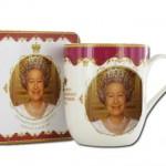 Temugg med Elizabeth II