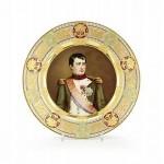 Napoleon tallrik