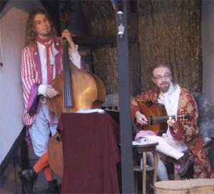 Musiken, Mikael Forsberg och Gunnar Hjorth