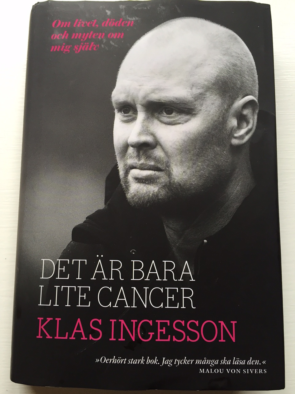 boken om mig själv