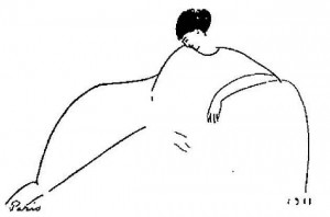 Modigliani 1911