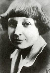 Marina Tsvetajeva.