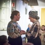 Fru Eliot och prostinnan (Jennifer Ljusterås och Lena Söderberg)