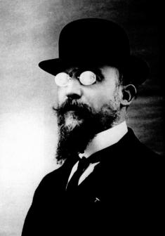 Erik Satie 1909.
