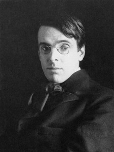 William Butler Yeats. Avundsjuk på Crowley som poet? (Foto: Alice Broughton 1903.)